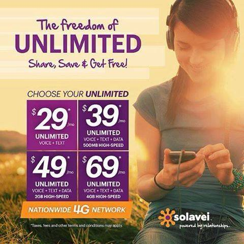 Choose Your Unlimited